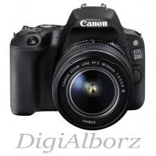 دوربین کانن EOS 200D KIT 18-55