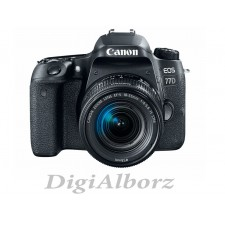 Camera Canon Digital EOS 77D 18-55