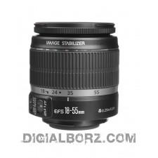 لنز کانن Canon EF-S 18-55mm f/3.5-5.6 IS II