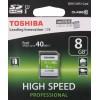 کارت حافظه توشیبا Toshiba SD 8G SDHC UHS-I