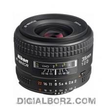 لنز نیکون Nikon AF NIKKOR 35mm f2D