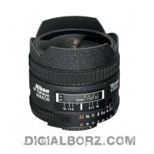 لنز نیکون Nikon AF Fisheye-NIKKOR 16mm f/2.8D