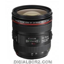 لنز کانن Canon EF 24-70mm f4.0L IS USM