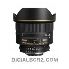 لنز نیکون Nikon AF NIKKOR 14mm f/2.8D ED
