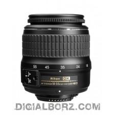 لنز نیکون Nikon AF-S DX Zoom-NIKKOR 18-55mm f/3.5-5.6G ED II