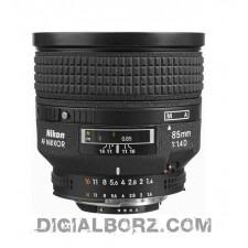 لنز نیکون Nikon AF NIKKOR 85mm f1.4D IF