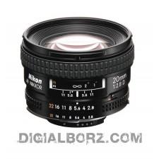 لنز نیکون Nikon AF NIKKOR 20mm f/2.8D