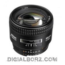 لنز نیکون Nikon AF NIKKOR 85mm f/1.8D
