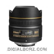 لنز نیکون Nikon AF DX Fisheye-NIKKOR 10.5mm f/2.8G ED