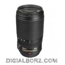 لنز نیکون Nikon AF-S VR Zoom-NIKKOR 70-300mm f/4.5-5.6G IF-ED