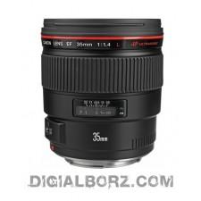 لنز کانن Canon EF 35mm f/1.4L USM