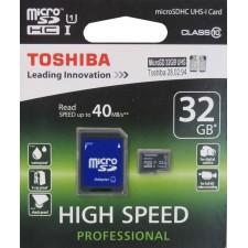 کارت حافظه توشیبا Toshiba MicroSD 32G UHS-I