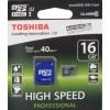 کارت حافظه توشیبا Toshiba MicroSD 16G UHS-I