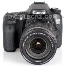 دوربین کانن Canon Digital EOS 70D Kit(18-135) IS STM