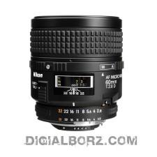لنز نیکون Nikon AF Micro-NIKKOR 60mm f/2.8D