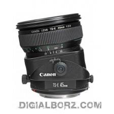 لنز کانن Canon TS-E 45mm f/2.8