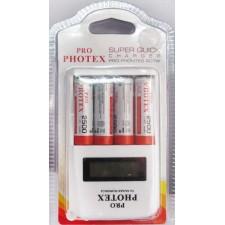 شارژر باتری قلمی PRO PHOTEX